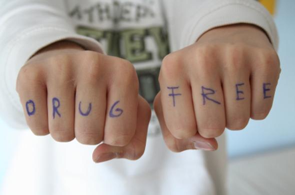 drug addiction treatment drug free